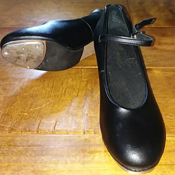 Theatricals Shoes - Black tap shoes!